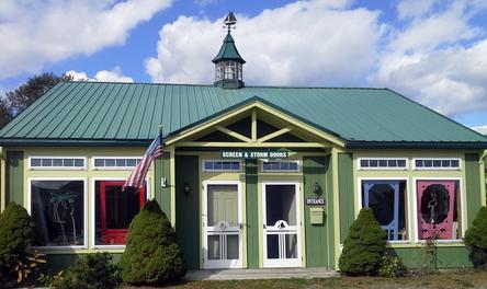 Wooden Screen Door Company | Made in Maine