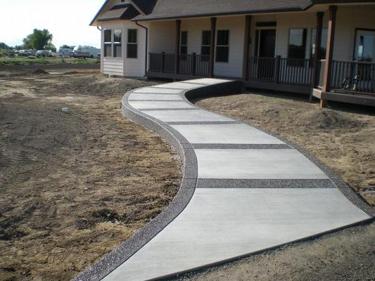 Best Pouring Concrete Sidewalk Service and Cost in Summerlin Nevada | McCarran Handyman Services