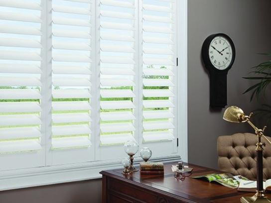 WINDOW BLINDS, SHADES OR SHUTTERS