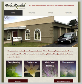 Berth and Rosenthal Funeral Home