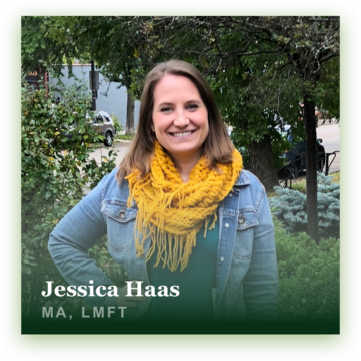 Jessica Haas Down To Earth Therapy