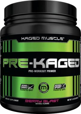 Pre Kaged at Herc's Nutrition Brampton