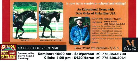 Join us for the Dale Myler Bit Seminar