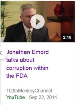 FDA Corruption