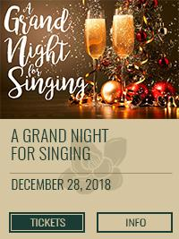 A Grand Night for Singing 2019