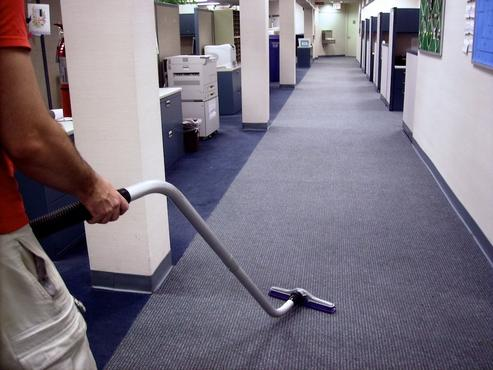 OFFICE VACUUMING SERVICE