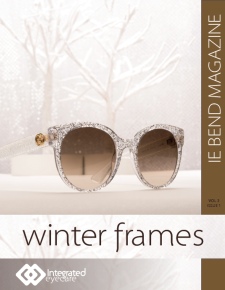 Integrated Eyecare IEBEND MAGAZINE Winter 2018