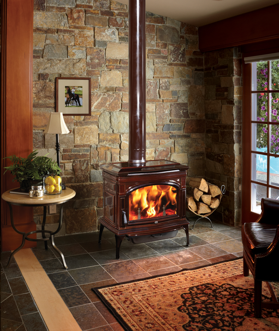 wood stove u0026 gas logs fireplace installation covington hearth