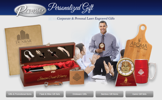 Corporate Laser Engraved Gifts & Promotional Products
