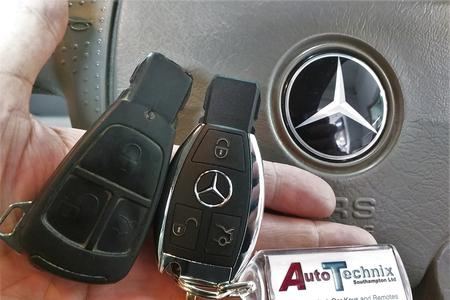 Mercedes keys for Mercedes benz keys replacement cost