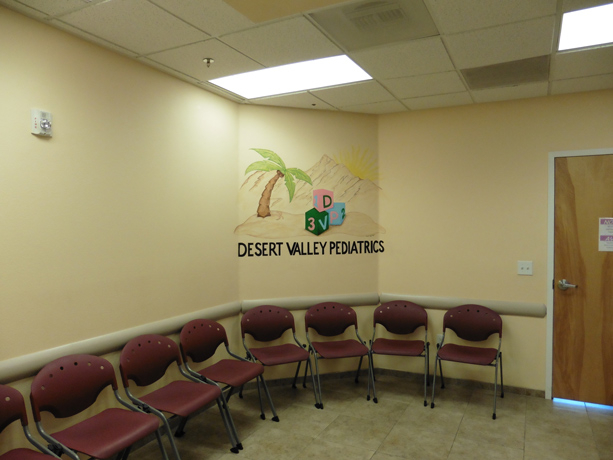 Desert Valley Pediatrics In Las Vegas Nv