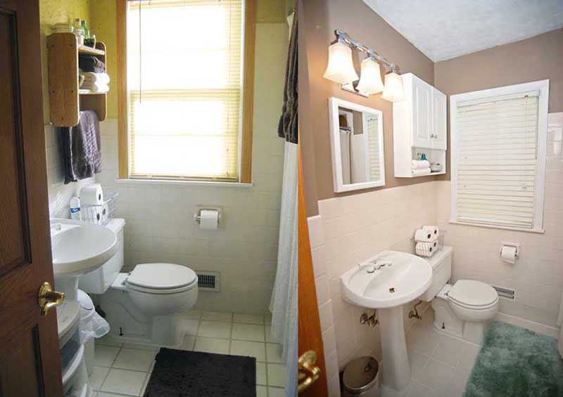 Bathroom Remodel Ideas Before And After small mobile home bathroom ideas - moncler-factory-outlets