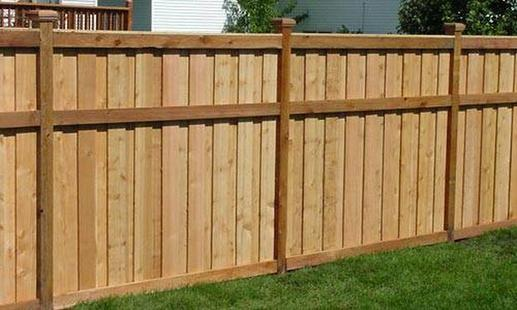 WOOD FENCE CONTRACTOR SERVICE BENNET