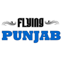 Flying Punjab Sticker