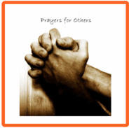 Image linking to Prayers for Others form
