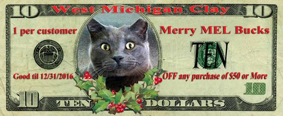 Merry Melbucks Coupon Page