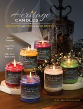 Heritage Candles 10 dollar Jar Candle Fundraiser