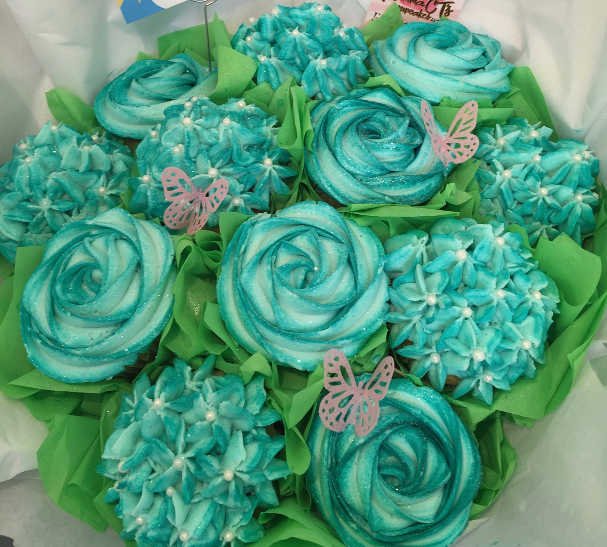 Cupcake bouquets bouquets sizes izmirmasajfo