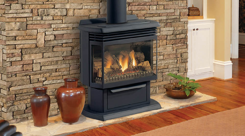 Castorena Company: Gas fireplaces. Town and Counrty