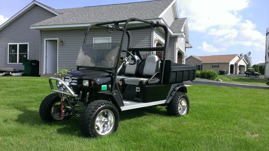 Carts Unlimited - Golf Cart Parts, Solid State Conversions, Sd ... on