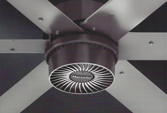 Ag Ceiling Fans Reduces HVAC Expenses By Up To 25