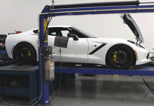 C7 Corvette Stingray EFI Tuning