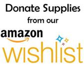 ELDR Donate Supplies from Our Amazon Wishlist