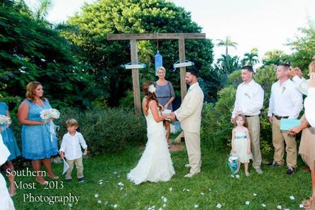 Garden Weddings by Southernmost Photography
