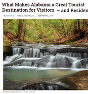 What Makes Alabama a Great Tourist Destination