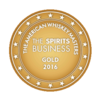Gold winner - 2016 The American Whiskey Masters Competition