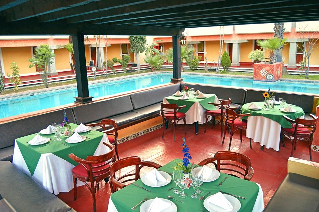 Hotel Villas Arqueológicas Cholula-Puebla