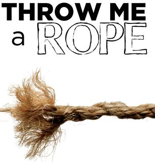 Throw Me a Rope, a Memoir Amazon