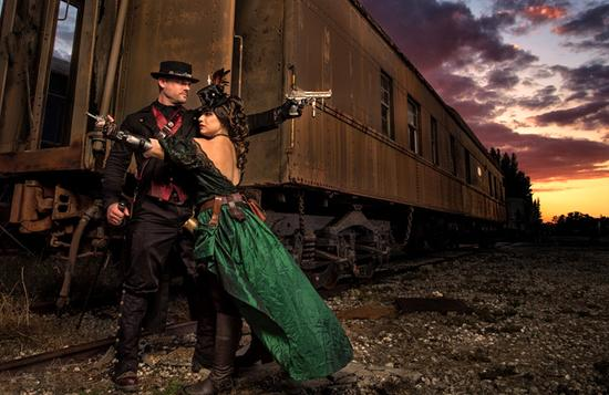 Steampunk Lighting Workshops