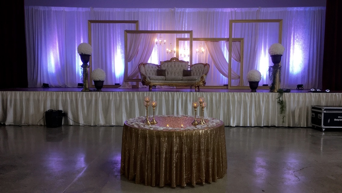 Home let us bring the wedding of your dreams to life junglespirit Image collections