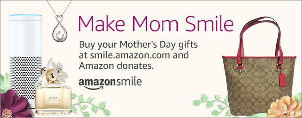 Support Rosewell at smile.amazon.com