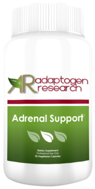 Adaptogen Research, Adrenal Support