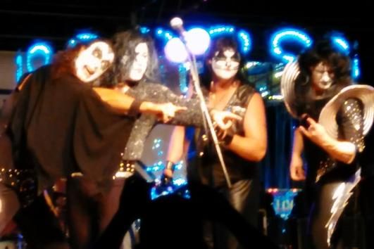 Ohio Kiss Tribute Band. SSIK.