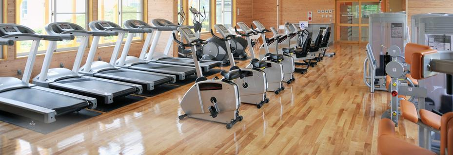 Commercial Cleaning For Gyms