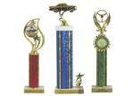 Customized Car Show Trophies