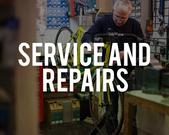 Electric Bicycle Service and Repairs
