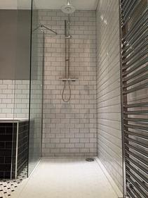 Wet room and Bathroom Tiling