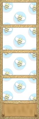 Bumblebee Booths Photo Strip sample #35