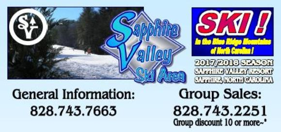 ski sapphire valley, high south adventures