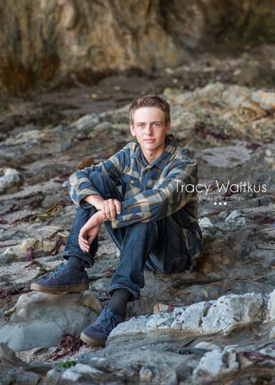 Pismo Beach senior portrait photographer