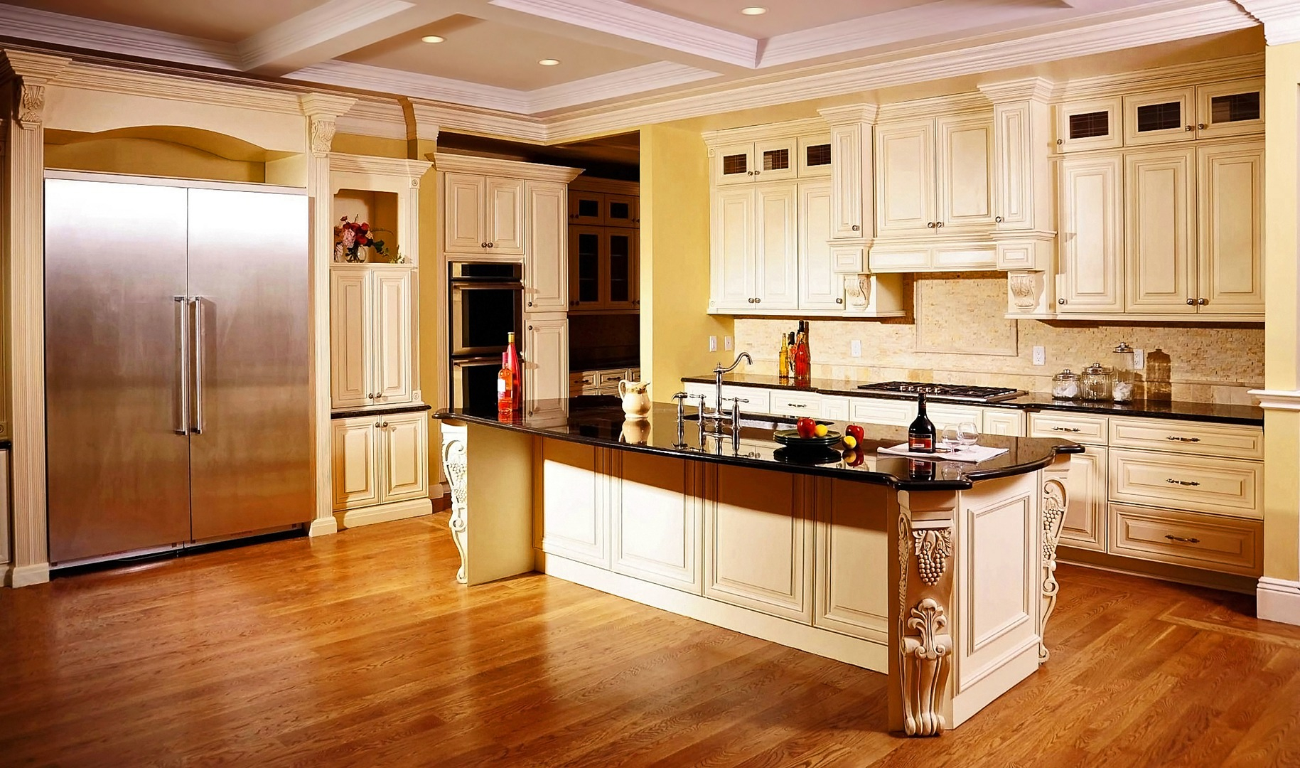 J&k Cabinetry Nc Ltd Kitchen Cabinet