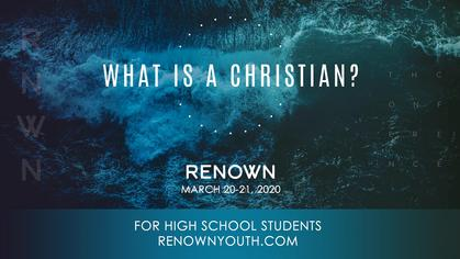 Renown Youth Conference