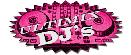 Ultimix DJ's Inc. Logo