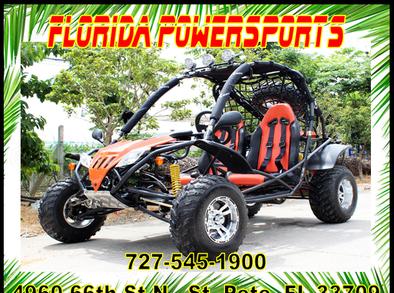 Florida PowerSports - Scooters, ATV's, Dirt Bikes, Go Karts