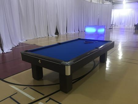 of size for table american a bar pool regulation sizes dimensions sale