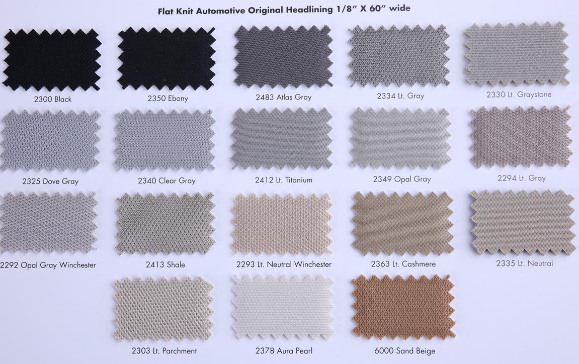 Headliner Magic Headliner Fabrics Material Headliner